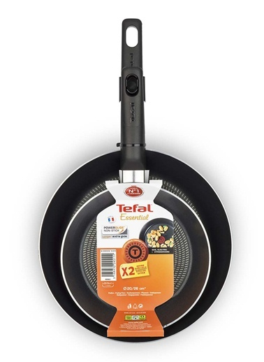 Essential Tava Seti 20+ 26 cm-Tefal